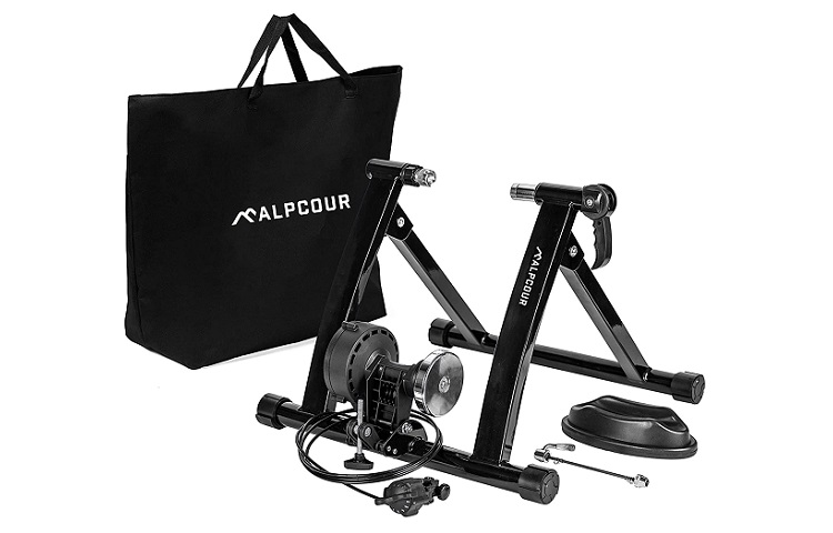 Alpcour Bike Trainer Stand Review