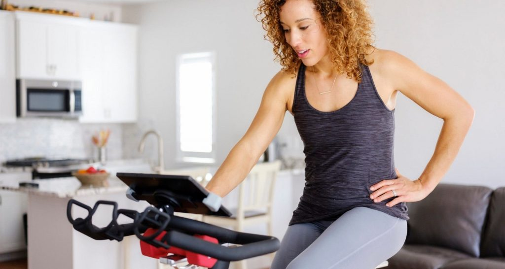 most popular cycling apps for exercise at home