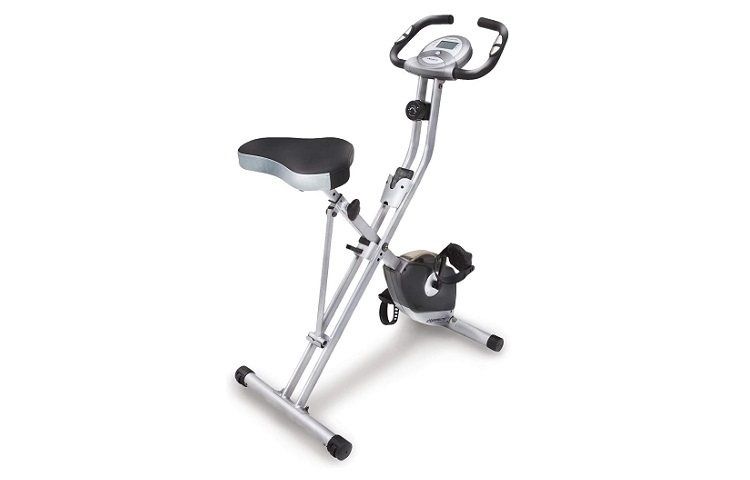 Exerpeutic Folding Upright Exercise Bike Review