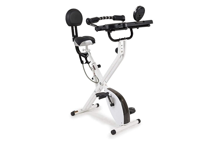 FitDesk Bike Desk 3.0 Folding Exercise Bicycle Review