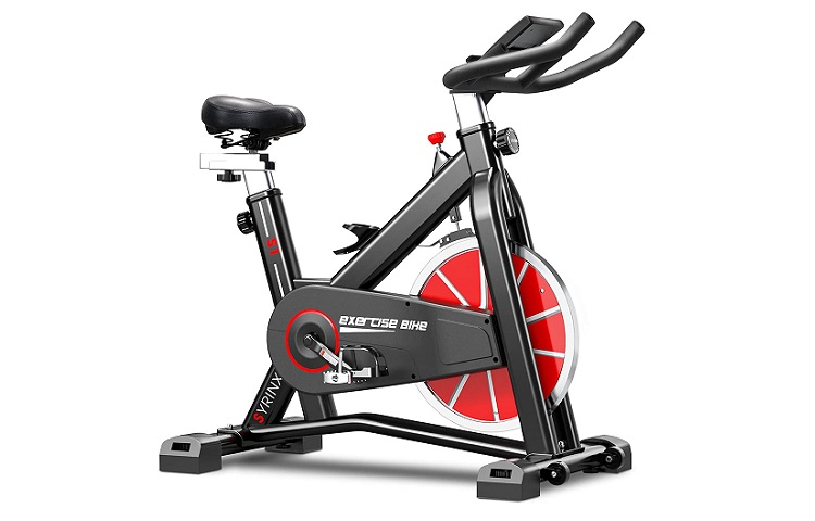 SYRINX Exercise Bike Indoor Cycling Review