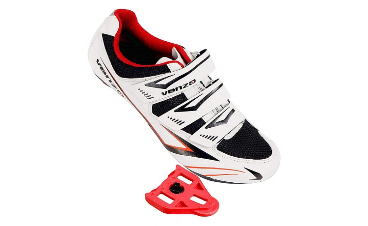 Venzo Bicycle Men's Road Cycling Shoes Review