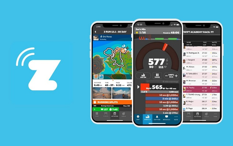 About Zwft App