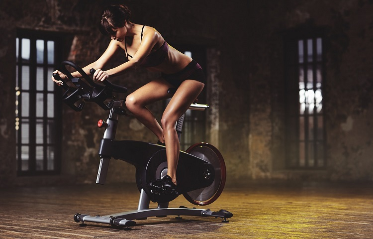 what is spin bike