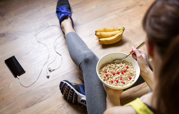 what to eaat before cycling