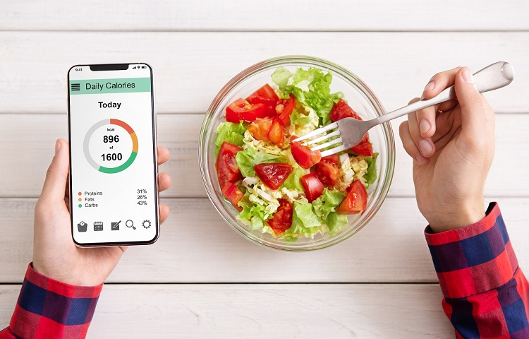 app for counting calories in foods