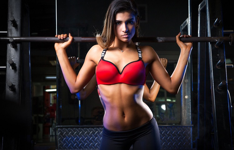 bra for weights training