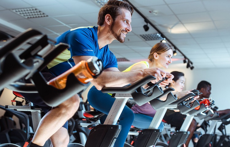 benefits of hiit cycling