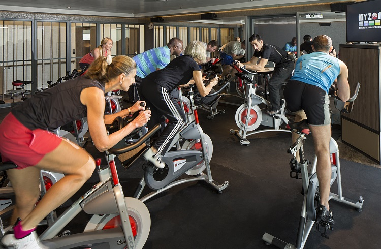 starting Spin Class