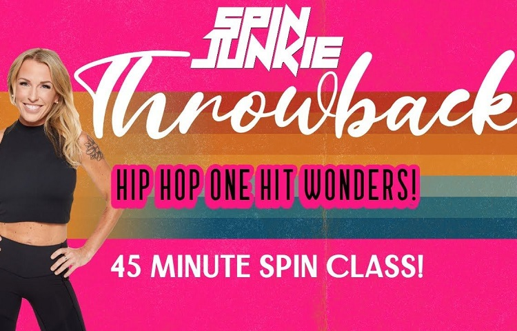 training online with spin junkie