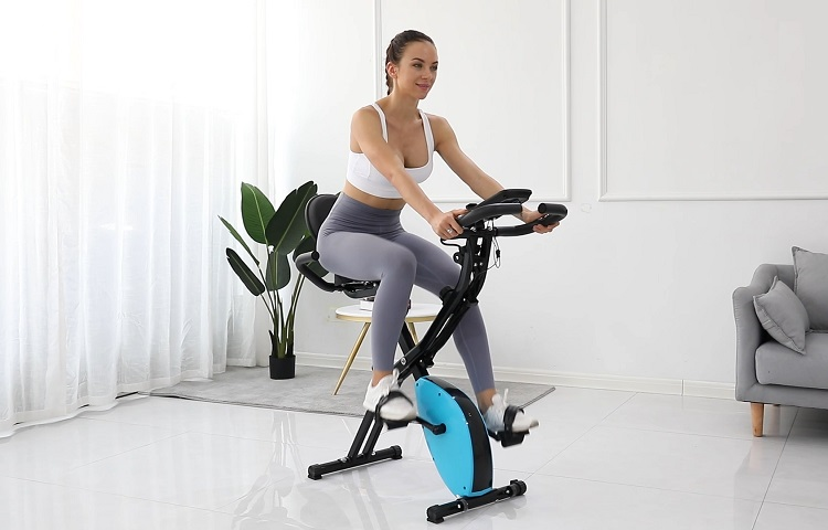 can you loose belly fat with stationary bike